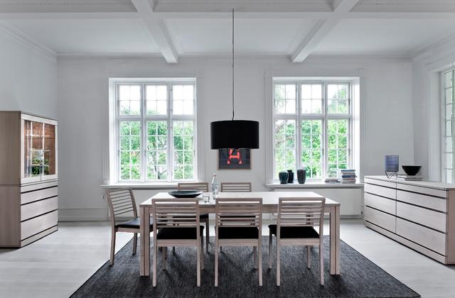 Scandinavian furniture contemporary dining room for Scandinavian furniture london