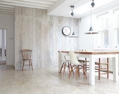 Scandinavian Renovation contemporary-dining-room