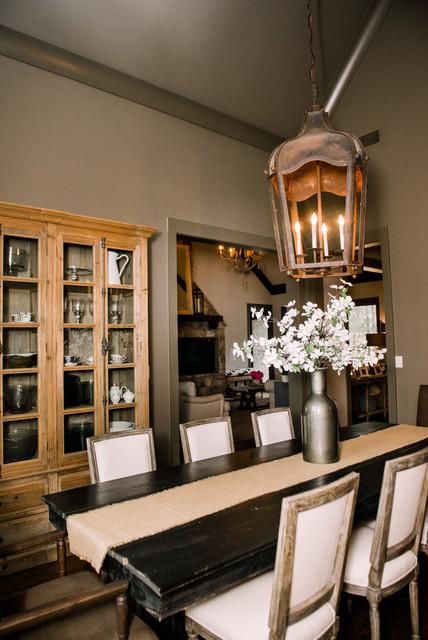 Schranz Houzz Tour Traditional Dining Room Birmingham By Two Ellie