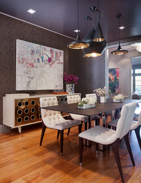 Seacliff - Eclectic - Dining Room - San Francisco - by Applegate ...