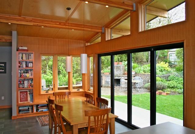 Seattle phinney ridge addition - Dining room addition ...