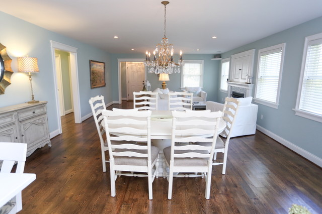 Second Ave Beach Style Dining Room Other By