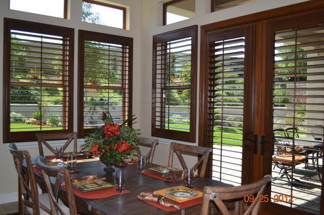 Sedona Homes traditional-dining-room