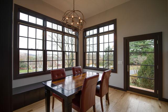 Seefried Home Renovation contemporary-dining-room