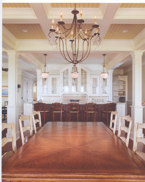 Selected Works traditional-dining-room