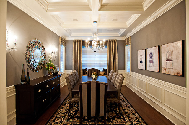 selkirk traditional elegance traditional dining room