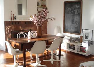 Sala Da Pranzo Shabby Chic Style Foto Idee Arredamento Aprile 2021 Houzz It