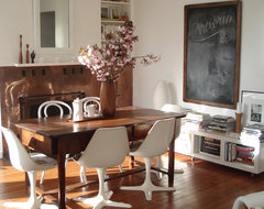 sfgirlbybay eclectic-dining-room