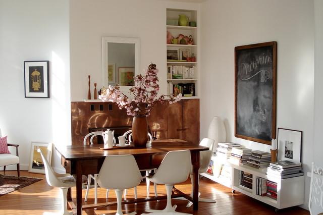 sfgirlbybay eclectic-dining-room