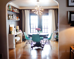 Birdhouse Design eclectic-dining-room