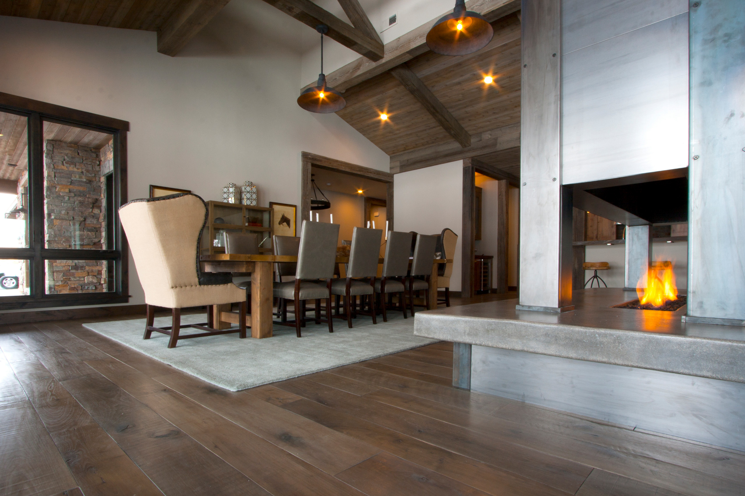 Shadow Mountain Walnut Flooring