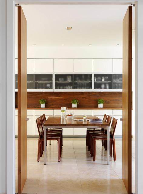 sheen modern esszimmer london von gregory phillips architects. Black Bedroom Furniture Sets. Home Design Ideas