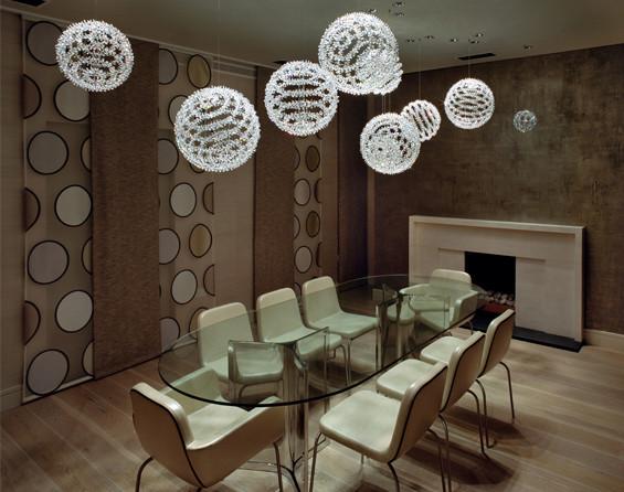SHH modern dining room
