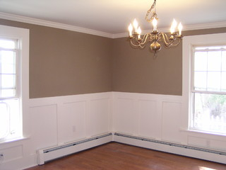why not hide the baseboard heaters they so detract from