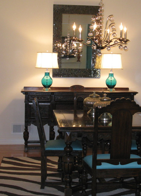 Shoshana eclectic-dining-room