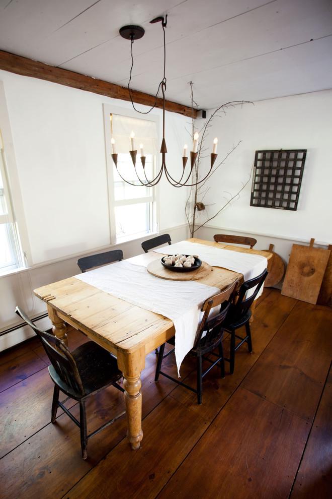 Shy Rabbit Farm Farmhouse Dining Room Boston By Theresa Fine