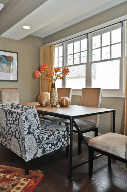 Signature Homes Dining Room at James Hill in Ross Bridge  dining room