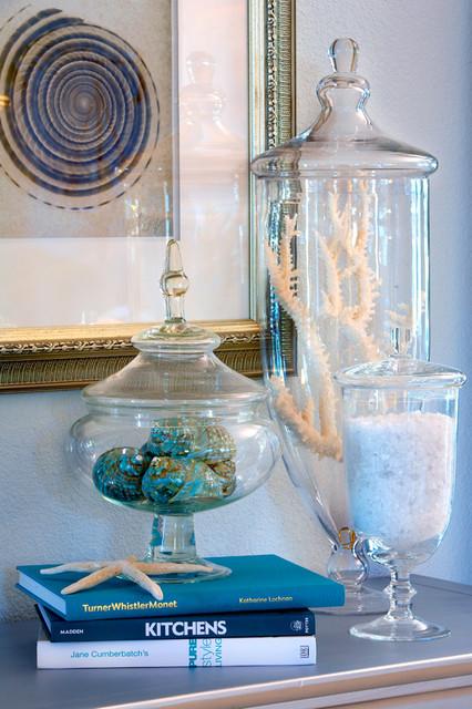 Storage Style Apothecary Jars
