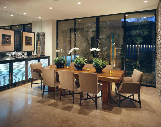 Signature Styles contemporary-dining-room