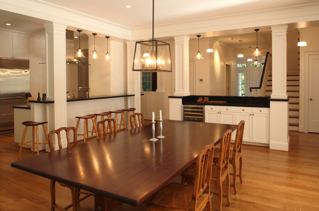 Siker/Keates traditional-dining-room