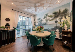 Houzz Tour: A Silk Road-Inspired Design for an Inter-Terrace Home