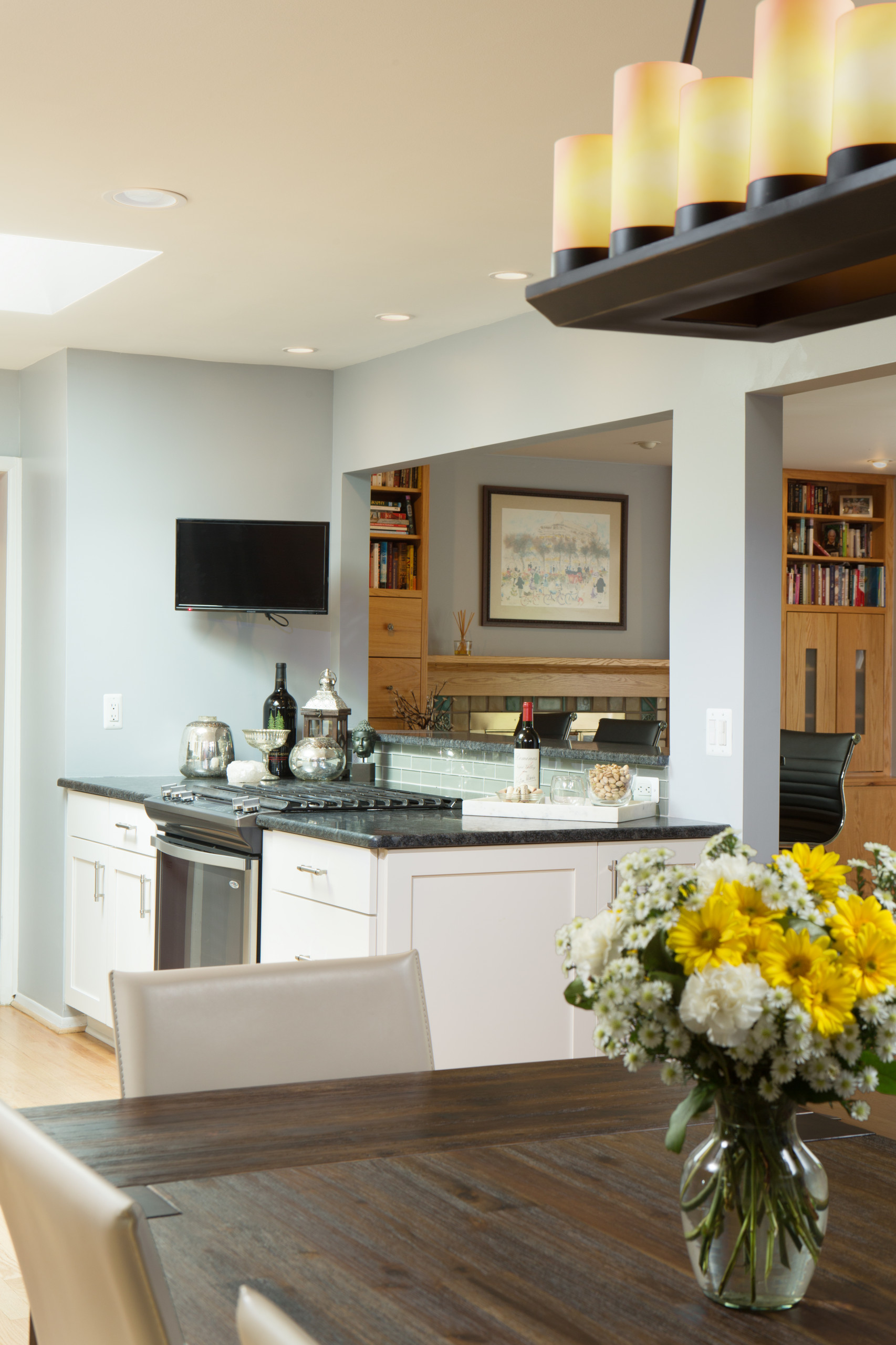 Simple and Clean- A Bloomfield Renovation