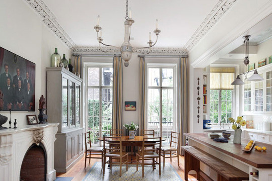 Skinny French Doors Traditional Dining Room Dc Metro By Baltimore Architectural Detail Llc