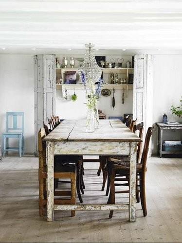 Skona hem eclectic-dining-room