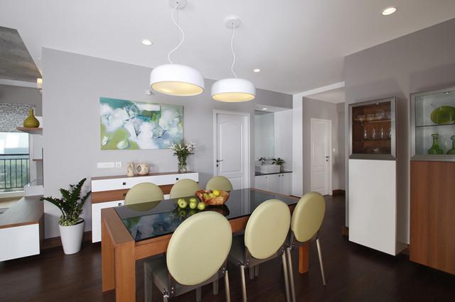 Skyline Ivy League - Crockery Unit contemporary-dining-room