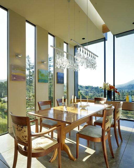 Sleepy Hollow Residence modern-dining-room