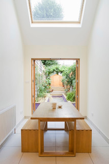Slim House, London - Contemporary - Dining Room - London