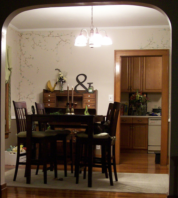 small budget dining room redesign traditional dining room new