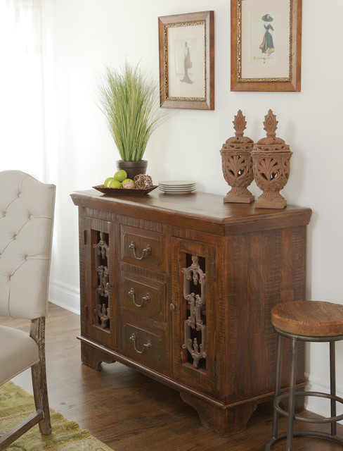 Small Buffet Sideboard Traditional Dining Room