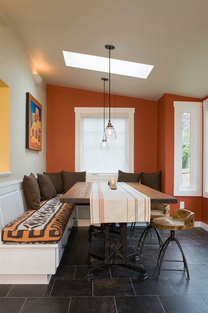 Small Modern Dining Room Decorating Ideas: Small Dining Room Addition