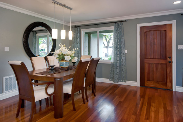Small Home contemporary-dining-room