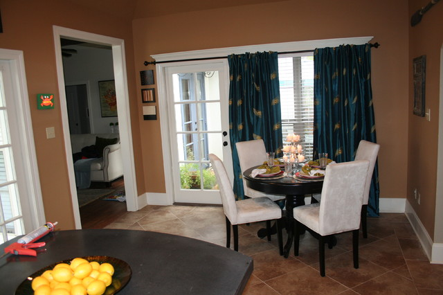 small residence traditional dining room new orleans by
