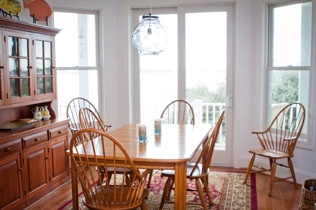 Sneads Ferry Renovation traditional-dining-room