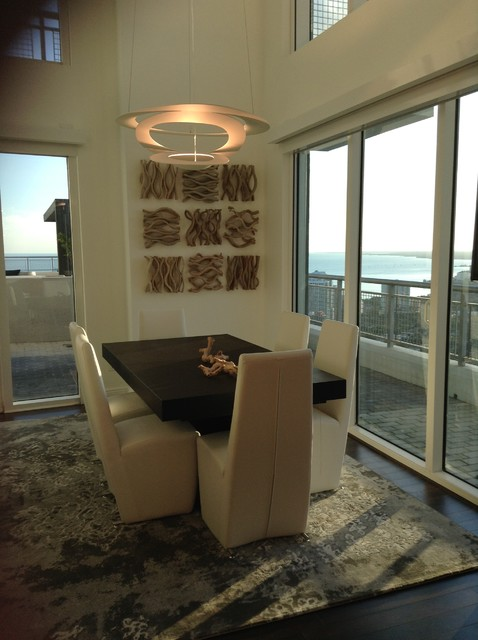 SoBe Furniture modern-dining-room