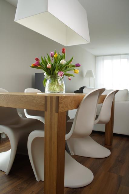 Soho Living Room modern-dining-room