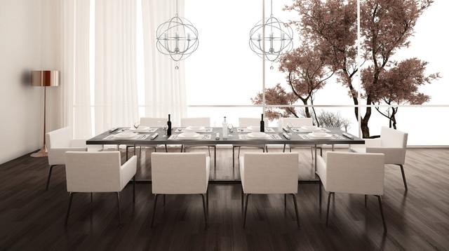 Solaris Collection 6Light 22 Olde Silver Chandelier – Dining Room Chandeliers Transitional