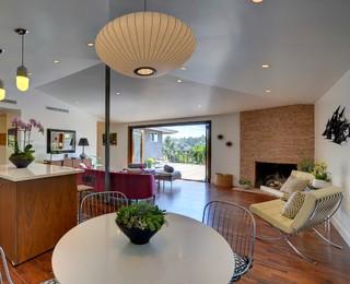 Sonata Lane, Mount Washington midcentury-dining-room