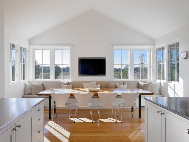 Sonoma Farm House - Transitional - Dining Room - San Francisco - by Min | Day Architects