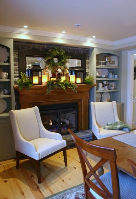 Sonya Kinkade Design traditional-dining-room
