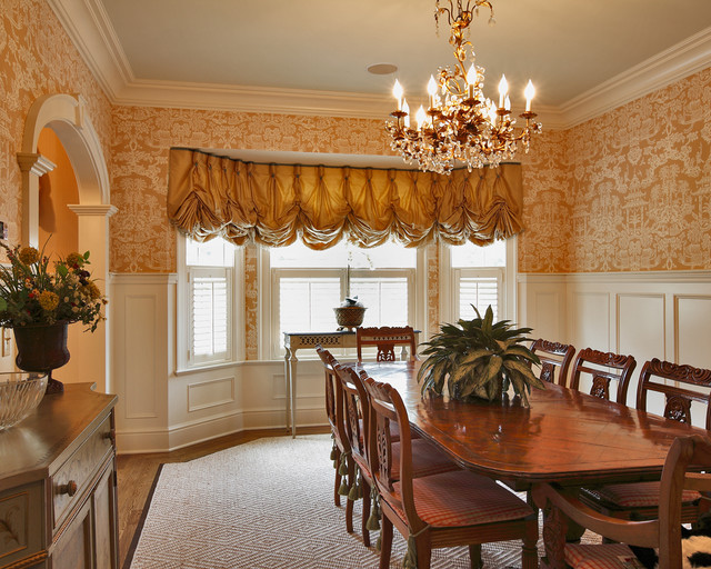 South Ave traditional-dining-room