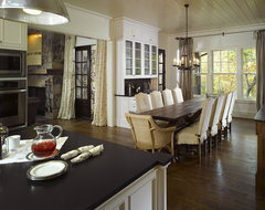 South Carolina traditional dining room