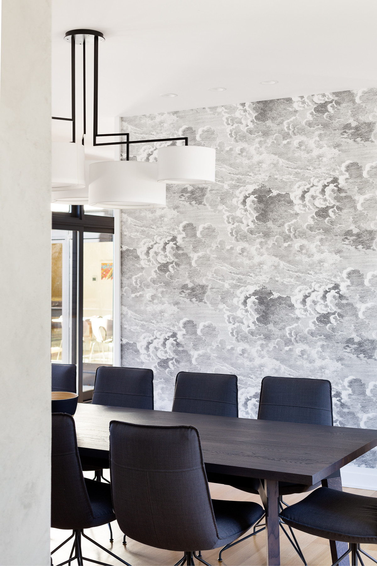 75 Beautiful Contemporary Dining Room Pictures Ideas January 2021 Houzz