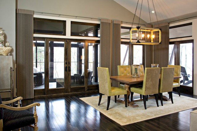 south pittsburg better built home contemporary dining