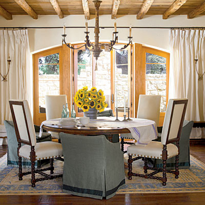 southern living 2011 idea house traditional dining room other
