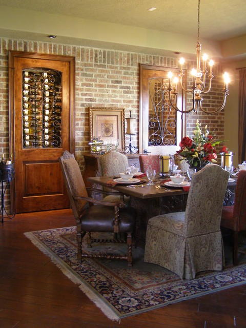 Southern Living House Traditional Dining Room