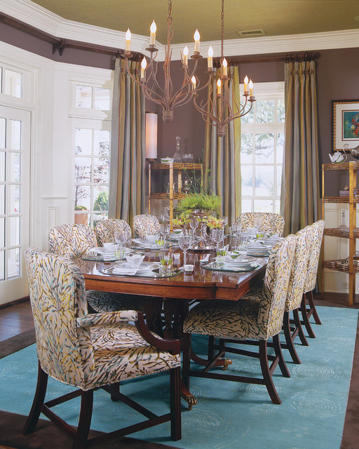Living And Dining Room: Southern Living Idea House